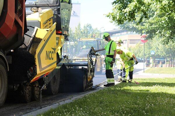 Hva koster asfalt pr m2